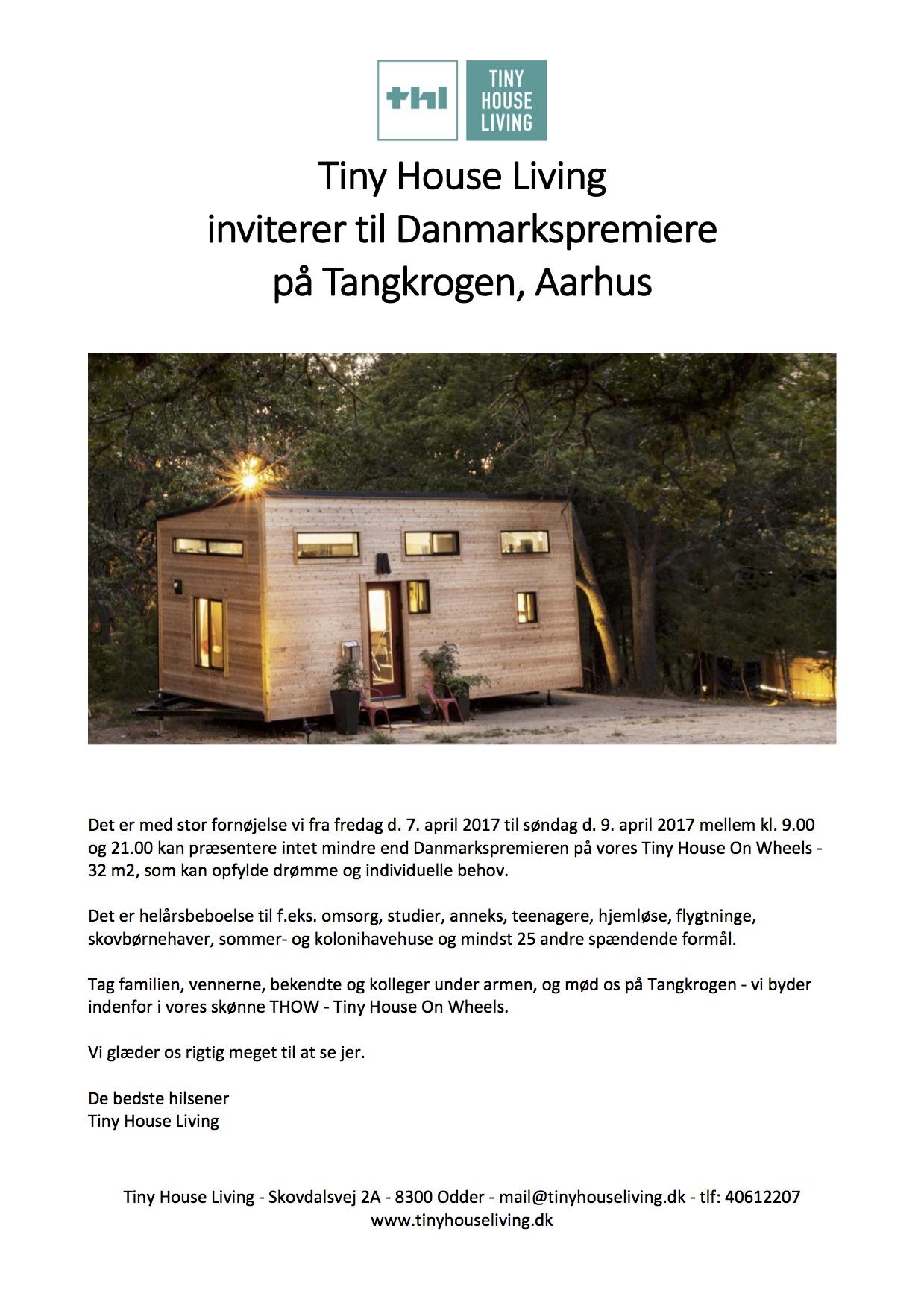 invitation til event i århus
